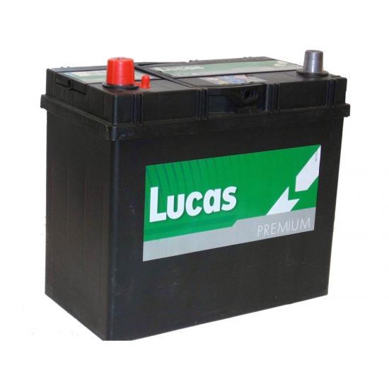 Μπαταρία αυτοκινήτο LUCAS 057 (54585), 45AH ,330cca