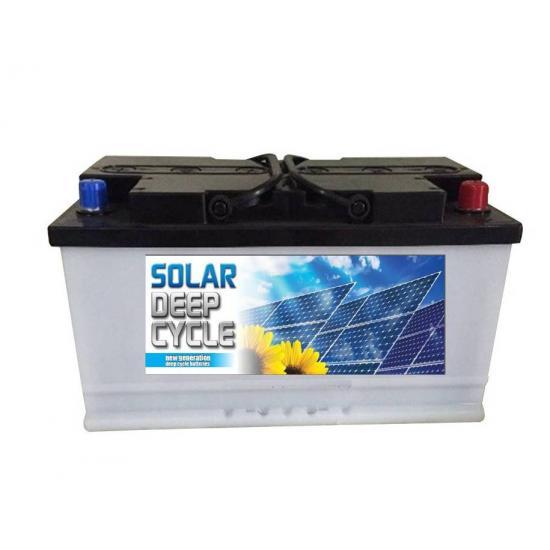 Μπαταρία MITSUBA βαθειάς εκφόρτισης - φωτοβολταϊκού SOLAR , D100 ,  100Ah