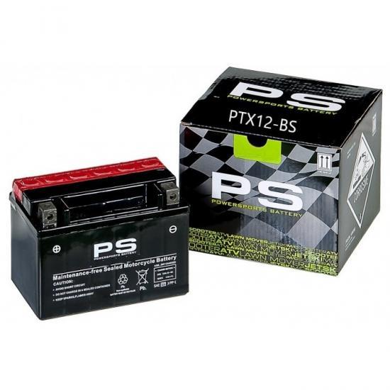 Μπαταρία μοτοσυκλέτας PS ,YTX12-BS (PTX12-BS) , 10AH
