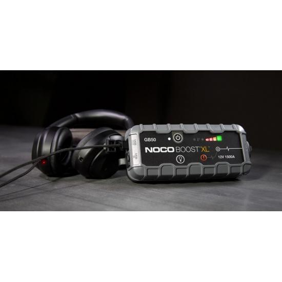 Εκκινητής μπαταρίας NOCO GB50  , 12V  1500A BOOST