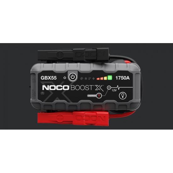 Εκκινητής  - booster NOCO GBX55  , 12V  1750A BOOST