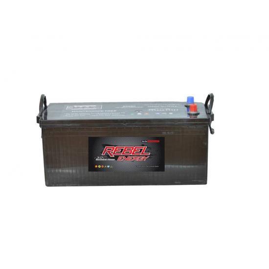 Μπαταρία φορτηγού-σκαφούς  REBEL , 66040  160Ah
