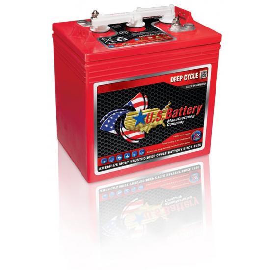Μπαταρία βαθιάς εκφόρτισης U.S BATTERY 2200 XC2 ,6VOLT 232Ah