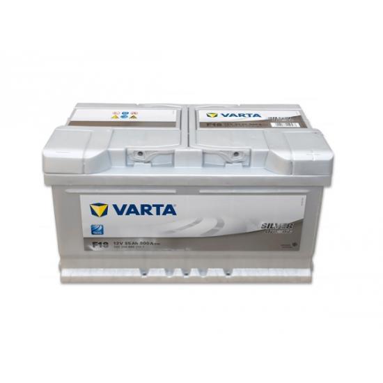 Μπαταρία VARTA silver F18, 85Ah 800A