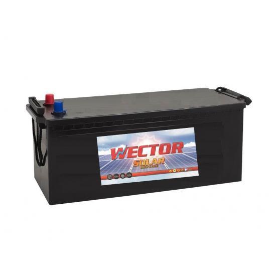Μπαταρία φωτοβολταϊκού WECTOR  S250 ,βαθειάς εκφόρτισης  SOLAR ,250Ah.