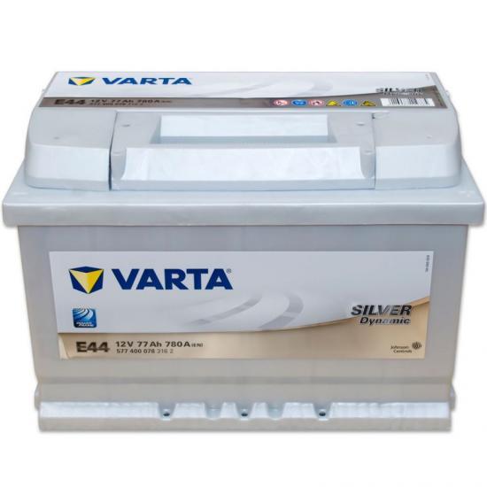 Μπαταρία VARTA silver  E44, 77h 780A